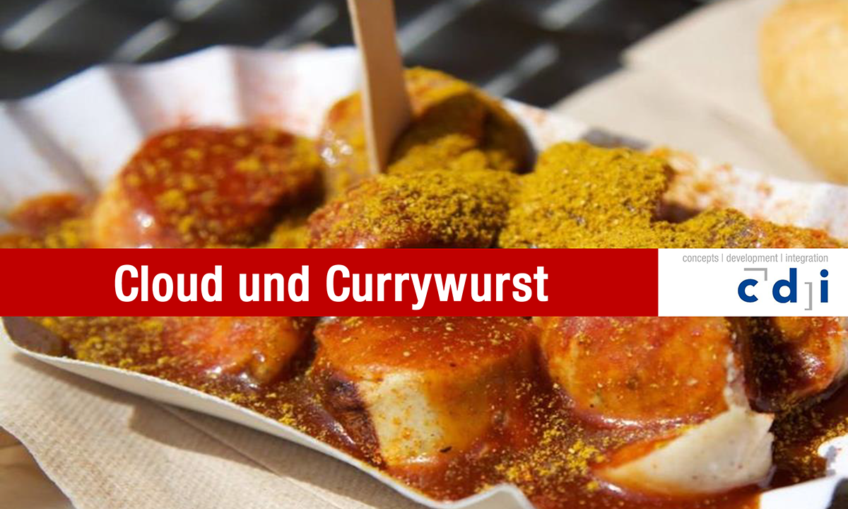 Cloud & Currywurst